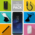 Die Ultimative Samsung Galaxy S8 Accessoire Packung