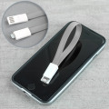 STK Sync and Charge Magnetic Lightning Cable - Grey