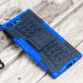 Olixar ArmourDillo Sony Xperia XZ in Blau