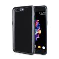 Olixar FlexiShield OnePlus 5 Gel Case - Solid Black