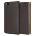 Olixar Genuine Leather OnePlus 5 Executive Wallet Case - Brown