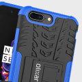 Olixar ArmourDillo OnePlus 5 Hülle in Blau