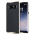 Olixar X-Duo Samsung Galaxy Note 8 Case - Carbon Fibre Gold