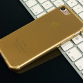 Olixar FlexiShield iPhone 7S Gel Case - Gold