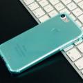 Olixar FlexiShield iPhone 7S Gel Case - Blue