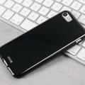 Olixar FlexiShield iPhone 7S Gel Case - Jet Black