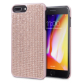 LoveCases Luxury Crystal iPhone 8 Plus / 7 Plus Case - Rose Gold