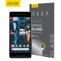 Olixar Google Pixel 2 Tempered Glass Screen Protector