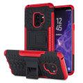 Olixar ArmourDillo Samsung Galaxy S9 Hülle in Rot