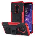 Olixar ArmourDillo Samsung Galaxy S9 Plus Protective Case - Red
