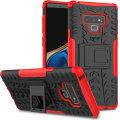 Samsung Galaxy Note 9 Protective Case Olixar ArmourDillo - Red
