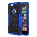 Olixar ArmourDillo iPhone 6S / 6 Schutzhülle – Blau