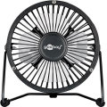 Goobay 8 Inch Desktop USB Fan - Black