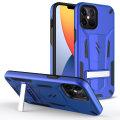 Zizo Transform Series iPhone 12 Pro Max Tough Case - Blue/Black