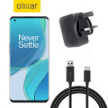 Olixar High Power OnePlus 9 Pro Charger And 1m USB-C Cable - Black