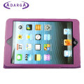 Adarga iPad 4 / 3 / 2  Smart Leather-Style Cover - Purple