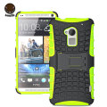 ArmourDillo Hybrid Protective Case For HTC One Max - Green