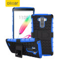 ArmourDillo LG G Stylo Tough Case - Blue