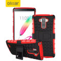ArmourDillo LG G Stylo Tough Case - Red