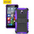 ArmourDillo Microsoft Lumia 640 XL Protective Case - Purple
