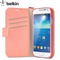 Belkin Wristlet Wallet Case for Samsung Galaxy S4 Mini - Sorbet