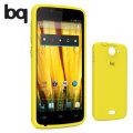 bq Back Cover Case for Aquaris 5HD - Yellow
