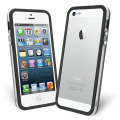 Bumper Case For iPhone 5S / 5 - Black