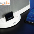 CableJive dockBoss Air Apple Dock Wireless Music Receiver