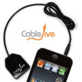 CableJive DockBoss Smart Audio iPhone 6 / 5S to Apple 30 Pin Adaptor