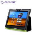 Capdase Folio Samsung Galaxy Tab 2 (10.1) Case - Black / Green