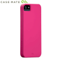 Case-mate Barely There Case for Apple iPhone 5S / 5 - Electric Pink