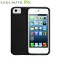 Case-Mate Tough Case for iPhone 5S / 5 - Black