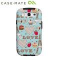 Case-Mate Tough Case for Samsung Galaxy S3 - Love