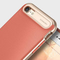 Caseology Wavelength Series iPhone 7 Case - Coral Pink