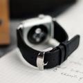 Chicago 42mm Apple Watch 2 / 1 Genuine Leather Strap - Black