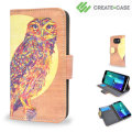 Create and Case Samsung Galaxy S6 Edge Plus Case - Watercolour Owl