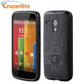 Cruzerlite Bugdroid Circuit Case for Moto G - Black