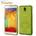 Cruzerlite Bugdroid Circuit Case for Samsung Galaxy Note 3 - Green