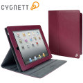 Cygnett Archive Folio Case for iPad Air - Maroon