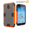 Cygnett WorkMate Case For Samsung Galaxy S4 - Orange