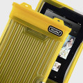 DiCAPac Universal Waterproof Case for Tablets up to 8 inch - Yellow
