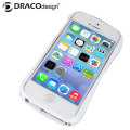 Draco Design Aluminium Bumper for the iPhone 5S / 5 - White