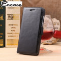 Encase Leather-Style EE Kestrel Wallet Case - Black
