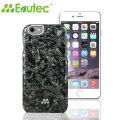 Evutec Apple iPhone 6S / 6 Kaleidoscope Pattern SC Series Case - Grey