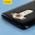 FlexiShield LG V10 Gel Case - Solid Black