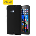 FlexiShield Microsoft Lumia 535 Case - Black