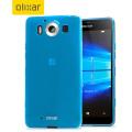 FlexiShield Microsoft Lumia 950 Gel Case - Blue