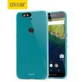 FlexiShield Nexus 6P Gel Case - Blue