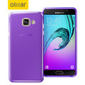 FlexiShield Samsung Galaxy A5 2016 Gel Case - Purple