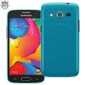 FlexiShield Samsung Galaxy Avant Case - Blue